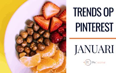Pinterest marketing trends januari