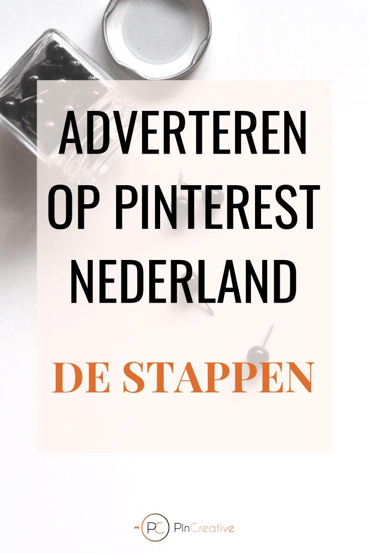 Wordt adverteren nu eindelijk ook beschikbaar op Pinterest? Adverteren op Pinterest komt dichterbij