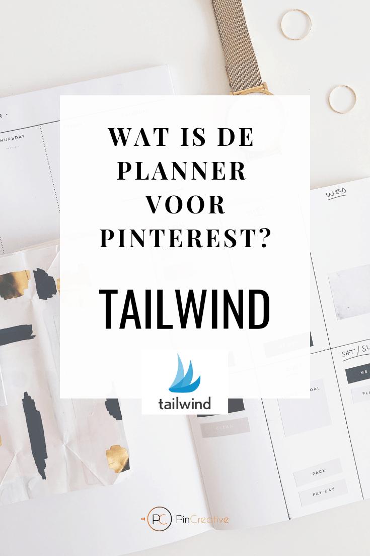 De planner voor Pinterest. Tailwind heeft veel voordelen!